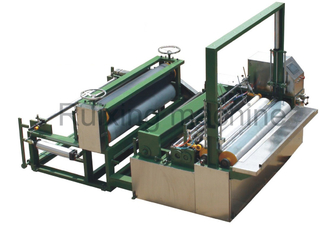 Non - woven Embossed Line Slitting And Rewinding Machine CE Approval
