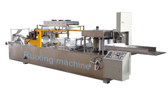 N W Fold Shape Non Woven Fabric Machine for Printing and Folding