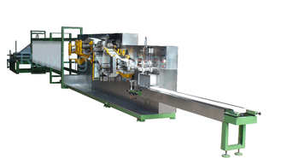 Large Commercial Garment / Bed Sheet Folding Machine 380V 50HZ 3.5KW - 6.5KW