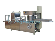 Non Woven Embossed Fabric Folding Machine Multi Function 150mm - 600mm Size