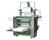 Facial Makeup Square Cotton Pad Machine Cotton Puff Automatic Wrapping Machine