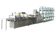 CE Non Woven Fabric Filter Bag Making Machine Fully Automatic Servo