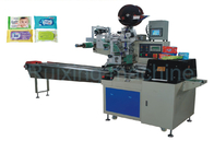 Removable Baby Wet Wipes Packaging Machine / Wet Wipes Manufacturing Machine