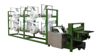 High Speed And Accuracy Automatic Non Woven Slitting Machine For Fabric