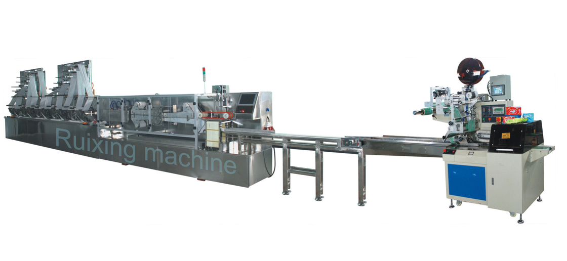 Multi Disc Wet Wipes Machine Tissue Paper Manufacturing Machine
