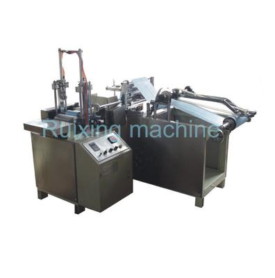 China Stainless Steel Tissue Paper Napkin Making Machine Semi Automatic Wire Winding Machine distributor