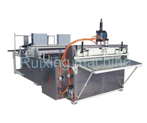 China Universal Ultrasonic Non Woven Slitting Machine with PLC Servo Control distributor